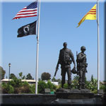 Vietnam War Memorial, Westminster, CA